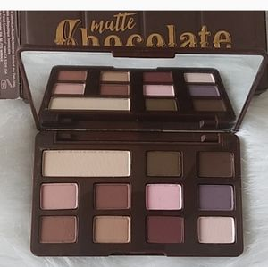 Too Faced Mini Chocolate Chip Eyeshadow Palette